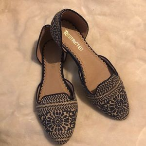 Stamped flats